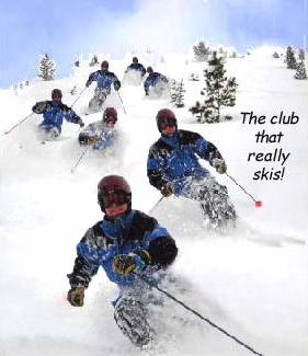 Mountain High, Portland, Oregon, the club that really skis